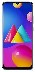 Samsung Galaxy M02s Unlocked Dual SIM-4G LTE-Google Play-Triple rear camera-BLUE