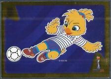 PANINI-2019 FIFA 365- #418-LOGO-WORLD CUP 2018-GOLD FOIL