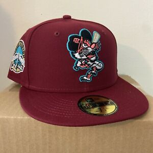 Exclusive Fitted Detroit Tigers Coked Out Tiger 5950 New Era Fitted SZ 7 1/8