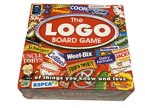 the logo board game 2011 Complete