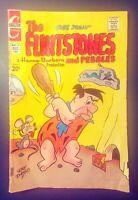 Charlton Comic The Flinstones And Pebbles No. 19 1973