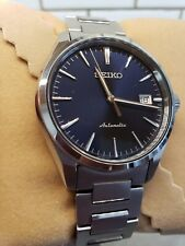 Seiko Presage Men's Blue dial Watch - SARX045
