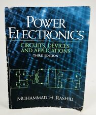 Power Electronics Circuits,devices,and Applications Third Edition