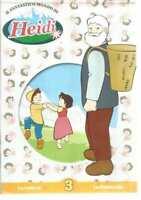 DVD IL FANTASTICO MONDO DI HEIDI 3 RBA 2012