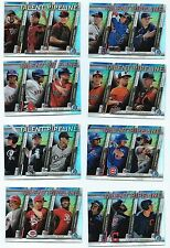 2017 Bowman TALENT PIPELINE  Complete 30  Card  set