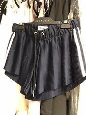Adidas Original Ruffle Satin Shorts