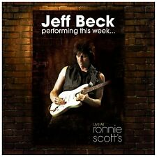 Jeff Beck - Performing This Week...Live At Ronnie Scott's - Special Ed (NEW 2CD)