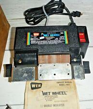 WEN Wet Wheel Grinding Machine Tool & Knife Sharpener Model 2901