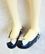 1/3 bjd girl doll navy flat shoes SD16 Feeple Smart doll dollfie dream ship US