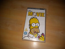 the simpsons moive    umd video