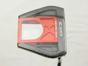 """New Odyssey EXO 7 Mini 34"""" Putter OS Grip 34 inch Number 7 Seven"""