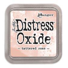 Tim Holtz Ranger Distress Oxide Ink Pad Tattered Rose