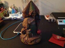 """* Rare, 4 Sided Tom Clark Gnome Figure """"4-H"""" / Ed. # 12 / 1992"""