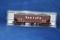 N Micro Trains 100 Ton 3-Bay Atchison, Topeka & Santa Fe 108120.1