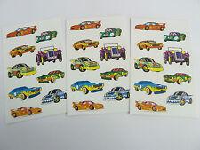 Rennen Auto Sticker kinder karte machen Kinder deko etiketten 53882