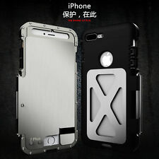 Armor Luxury Metal Stainless Steel Case For IPhones and Samsung Galaxy Phones