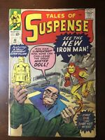 Tales of Suspense #48 (1963) - 1st New Ditko Armor! Iron Man! - Key