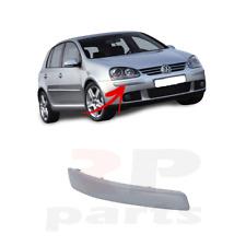 Para VW Golf V MK5 2003-2009 Nuevo Frente Parachoques Moldura Recortar Pintura