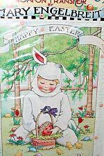 Daisy Kingdom Happy Easter Mary Engelbreit Iron On Transfers 6525