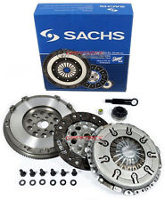 SACHS CLUTCH KIT & CHROMOLY FLYWHEEL for 97-00 AUDI A4 QUATTRO 1.8T 1.8L TURBO