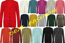 Unbranded Cotton V Neck Jumpers & Cardigans for Women