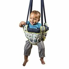 Entertainment & Exercise for Baby, Comfortable Doorway Jumper by Evenflo - Owl