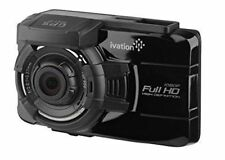 Ivation Dash Cam GW18, 1080p HD Video & GPS Recorder, with Wi-Fi, 140° Wide Angl