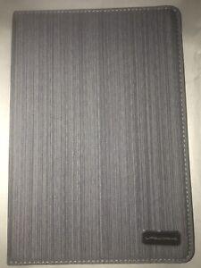 Lifeworks Slate Universal Folio Case 7-8 Inch Tablet Gray