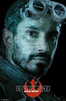 ROGUE ONE 22x34 MOVIE 15439 STAR WARS BODHI POSTER