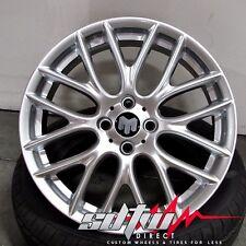 "17"" Wheels Hyper Silver Finish Fits Mini Cooper S Rims 4x100"