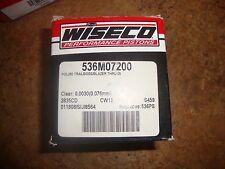 Wiseco Polaris Trailblazer Trail Blazer 250 Piston Kit Boss 536M07200 1985-2005