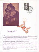 FA18 Editions Frisch  Noël 1970  cachet 14-11-1970 Herentals