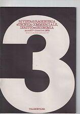 RIVISTA DI RAGIONERIA E TECNICA COMMERCIALE, DIRITTO ED ECONOMIA - N.3 - 12 1979