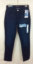 Lee Easy Fit 1889 Bella Slim Straight Leg Shape Defining Sculpting Blue Jeans 4M
