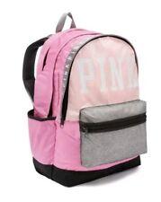 VICTORIA SECRET Pink Nation Collegiate Backpack,Campus Backpack,Bling Book Bag
