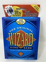 Wizard Card Game: The Ultimate Game of Trump! by Ken Fisher (English) Cards Book