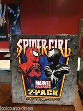 "2010 Bowen Marvel Bust Statue MIB -  Spider-Girl 6"" Inch 2 Pack #399/700"