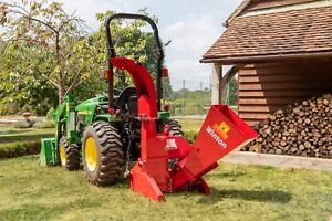WWC - Winton 5″ Wood Chipper - For Compact Tractors