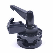 Universal New Single Grip  Head Bracket Clamp Connects Boom Arm to Light Stand