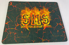 More details for buffy the vampire slayer mousemat vintage sunnydale high school fire shs rare