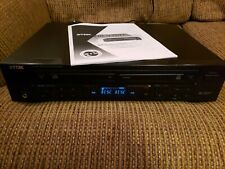 Tdk Audio Cd Recordable Dual Deck Cd-Rw Cd-R Player Recorder Hsd Da-5700 Tested