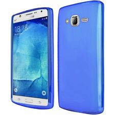 For Samsung Galaxy J7 Frosted TPU CANDY Gel Flexi Skin Case Phone Cover