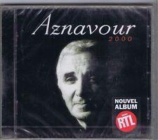 CD NEUF CHARLES AZNAVOUR 2000