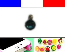 Cache anti-poussière jack universel iphone protection capuchon bouchon Diaman 12