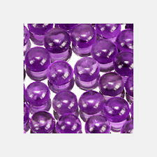 4mm Lot 50pcs Round CABOCHON Cut Natural Purple Amethyst (cc4-50)