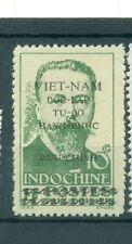 """VIETNAM 1945 -  Common Stamp Mi. 8 """"10 C"""""""
