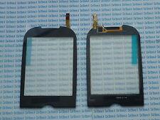 Touch screen touchscreen per Samsung SGH M5650 Corby nero spedizione tracciata