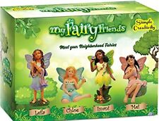Simple Creativity Fairies for Fairy Garden Miniatures Accessories Outdoor and