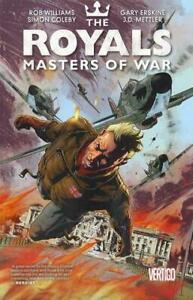 The Royals: Masters Of War (SC, 2014)