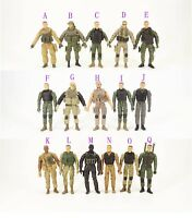 BBI Elite Force Special Forces Ops Force Figure us Pilot Army Soldier 1/18 4""
